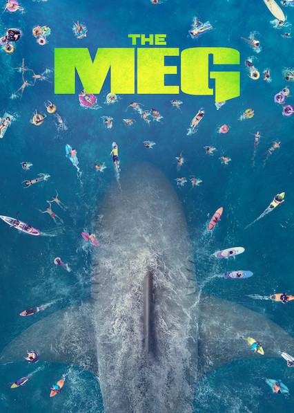The Meg on Netflix AUS/NZ