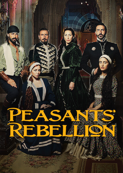 Peasants Rebellion on Netflix AUS/NZ