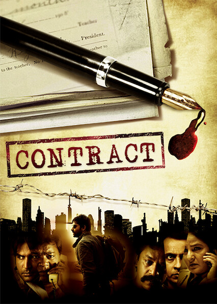 Contract on Netflix AUS/NZ