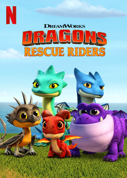Dragons: Rescue Riders on Netflix AUS/NZ