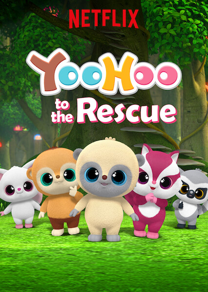 YooHoo to the Rescue on Netflix AUS/NZ