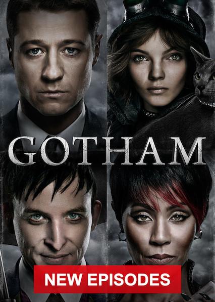 Gotham on Netflix AUS/NZ