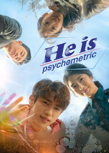 He is psychometric on Netflix AUS/NZ