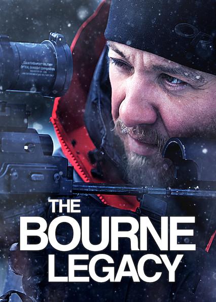 The Bourne Legacy on Netflix AUS/NZ