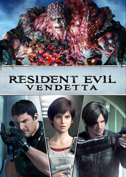 Resident Evil: Vendetta on Netflix AUS/NZ