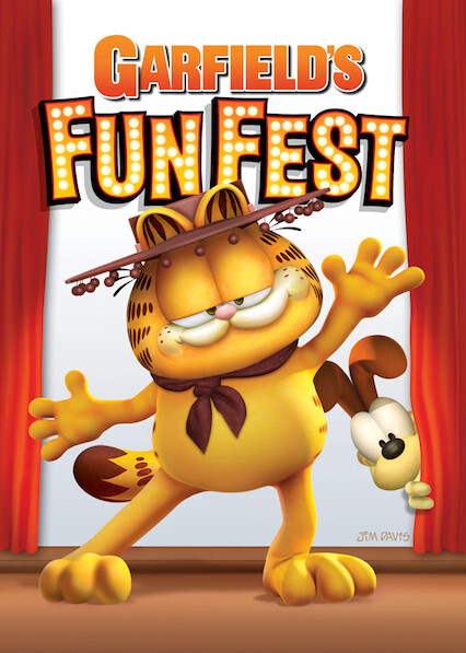Garfield's Fun Fest on Netflix AUS/NZ