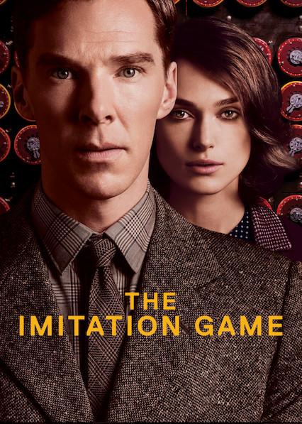 The Imitation Game on Netflix AUS/NZ