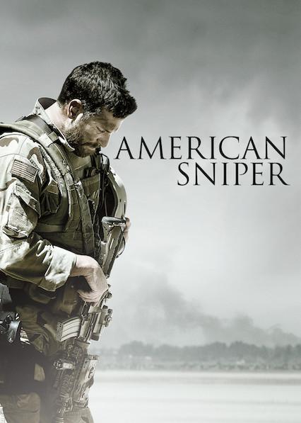 American Sniper on Netflix