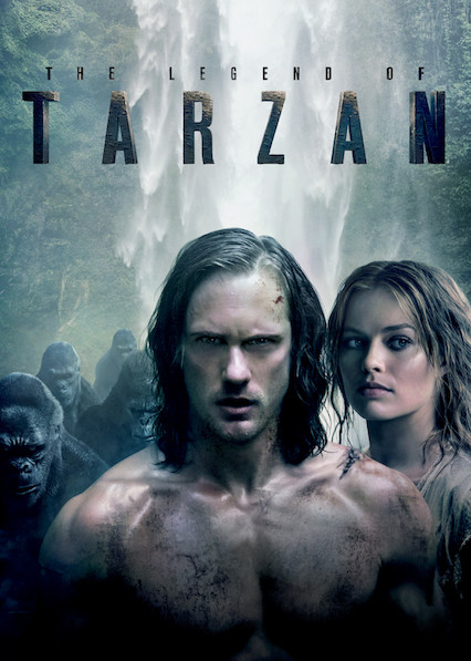 The Legend of Tarzan on Netflix AUS/NZ