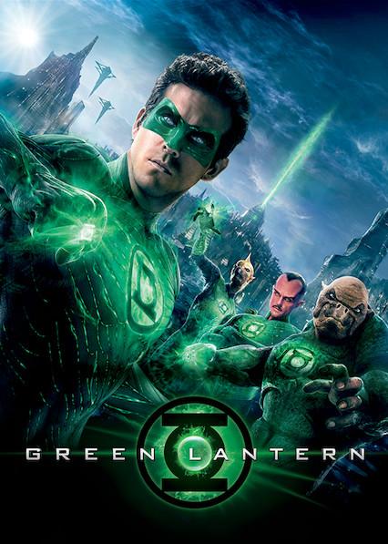 Green Lantern on Netflix AUS/NZ