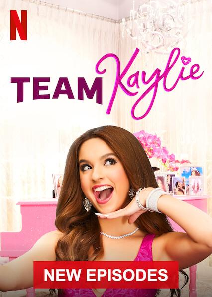 Team Kaylie on Netflix AUS/NZ