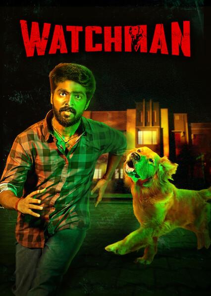 Watchman on Netflix AUS/NZ