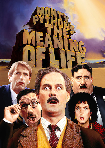 Monty Python's The Meaning of Life on Netflix AUS/NZ