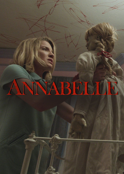 Annabelle on Netflix AUS/NZ