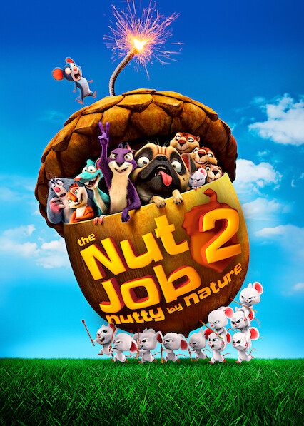 The Nut Job 2: Nutty by Nature on Netflix AUS/NZ