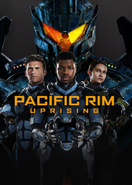 Pacific Rim: Uprising on Netflix AUS/NZ