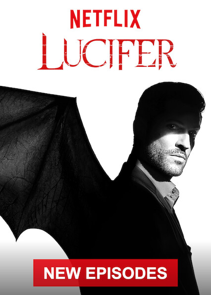 Lucifer on Netflix AUS/NZ