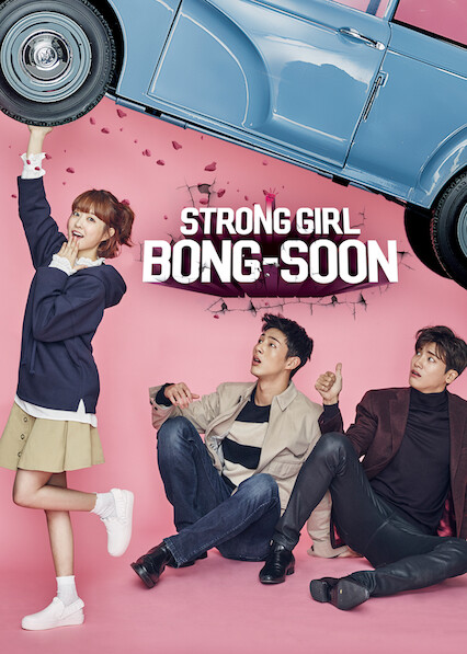 Strong Girl Bong-soon on Netflix AUS/NZ