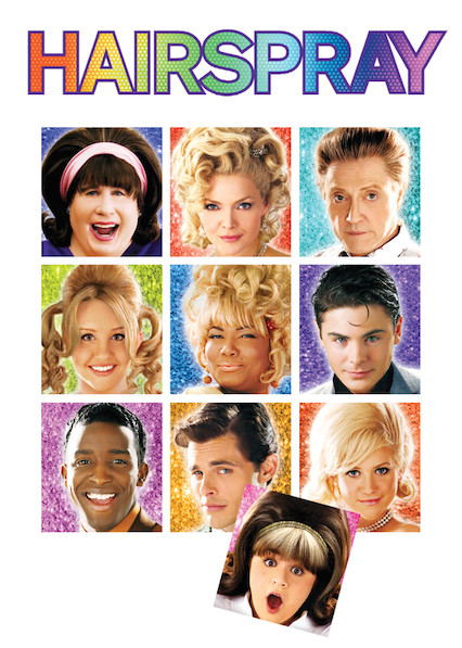 Hairspray on Netflix AUS/NZ