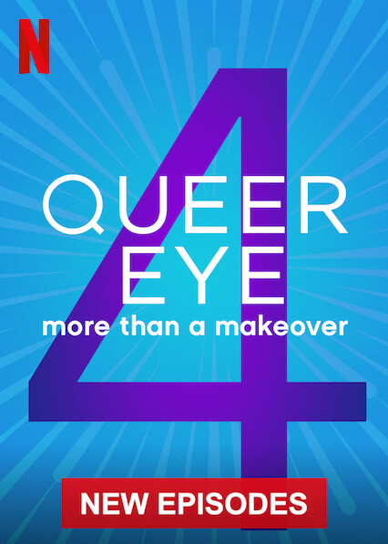 Queer Eye on Netflix AUS/NZ