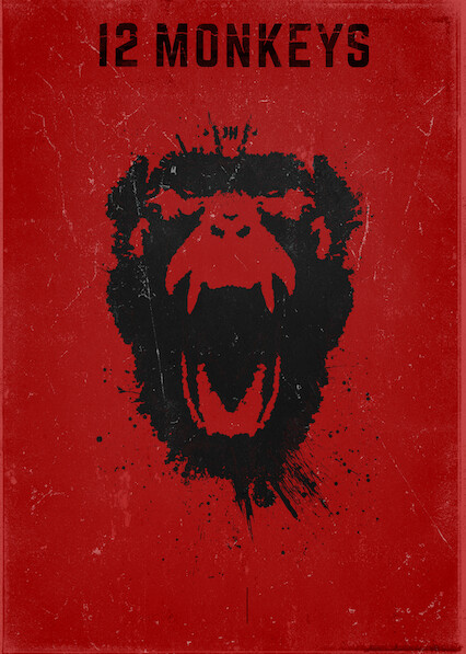 12 Monkeys on Netflix AUS/NZ