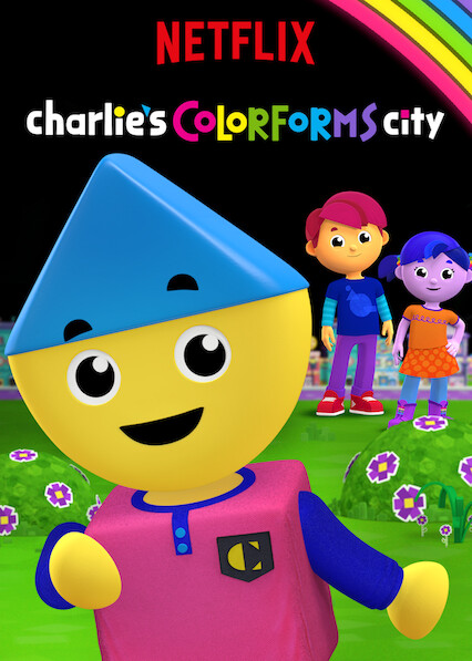 Charlie's Colorforms City on Netflix AUS/NZ