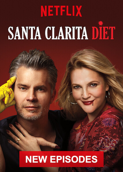 Santa Clarita Diet on Netflix AUS/NZ