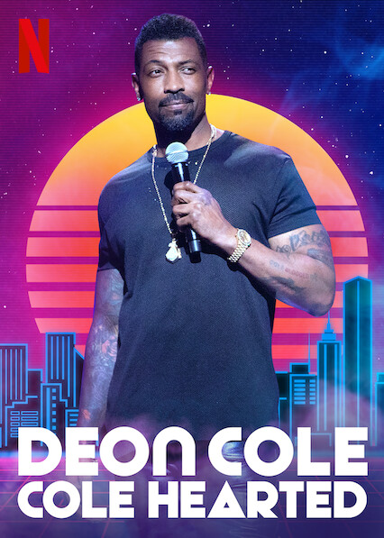 Deon Cole: Cole Hearted on Netflix AUS/NZ