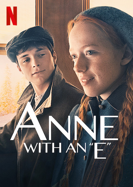 Anne with an E on Netflix AUS/NZ