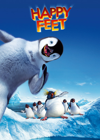 Happy Feet on Netflix AUS/NZ
