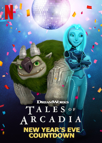 Tales of Arcadia: New Year's Eve Countdown