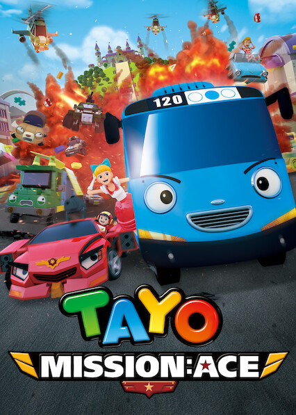 Tayo the Little Bus Movie: Mission Ace