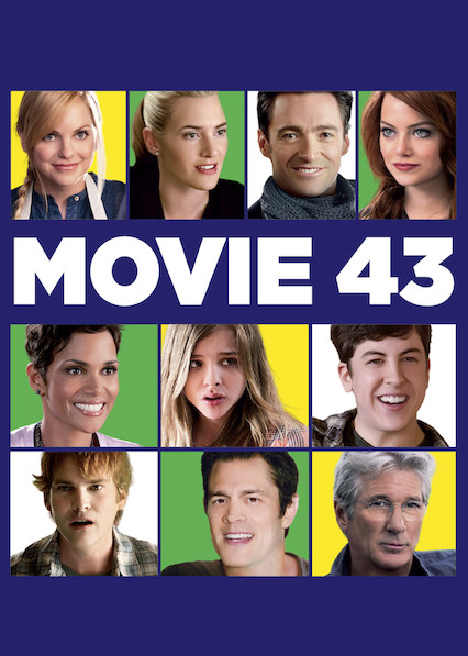 Movie 43 on Netflix AUS/NZ