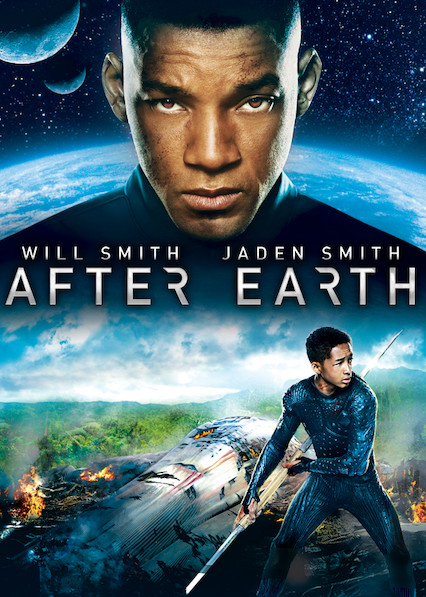 After Earth on Netflix AUS/NZ