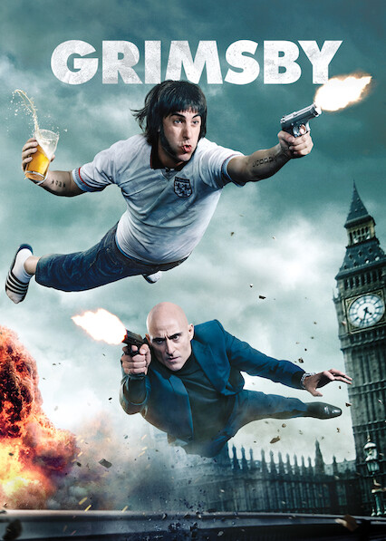 The Brothers Grimsby on Netflix AUS/NZ
