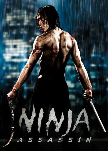 Ninja Assassin on Netflix AUS/NZ