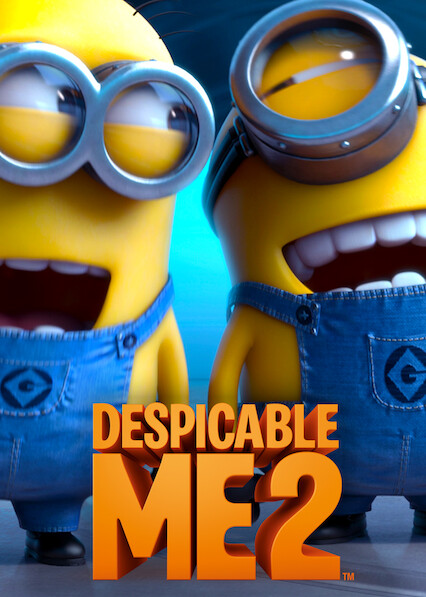 Despicable Me 2 on Netflix AUS/NZ