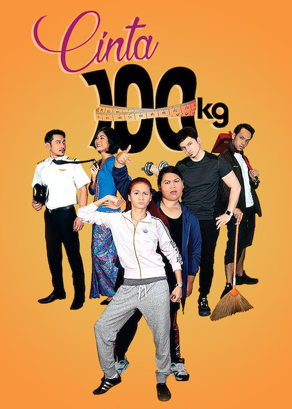Cinta 100KG on Netflix AUS/NZ