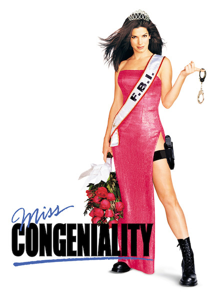 Miss Congeniality on Netflix AUS/NZ