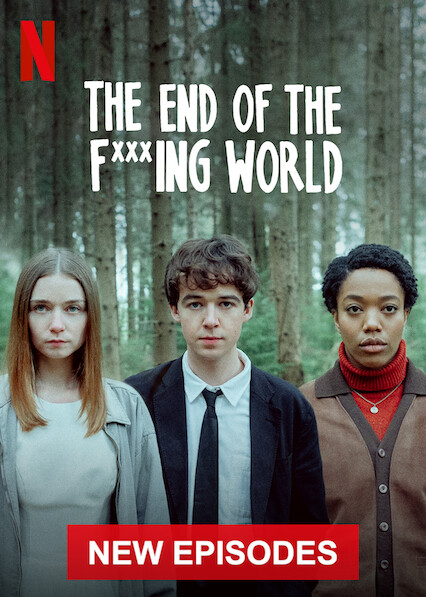 The End of the F***ing World on Netflix AUS/NZ