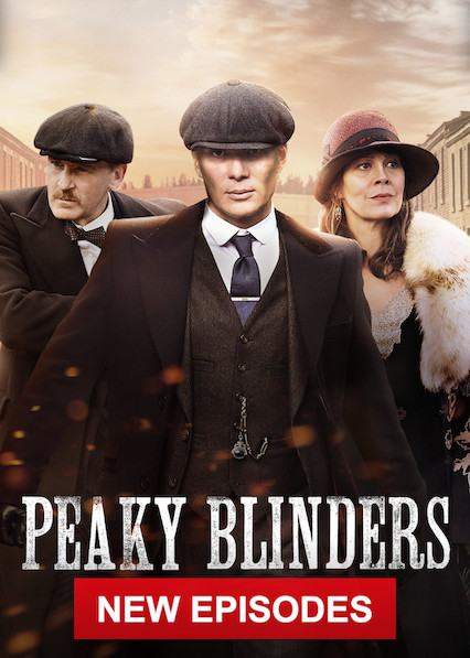 Peaky Blinders on Netflix AUS/NZ