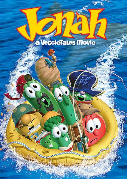 Jonah: A VeggieTales Movie on Netflix AUS/NZ