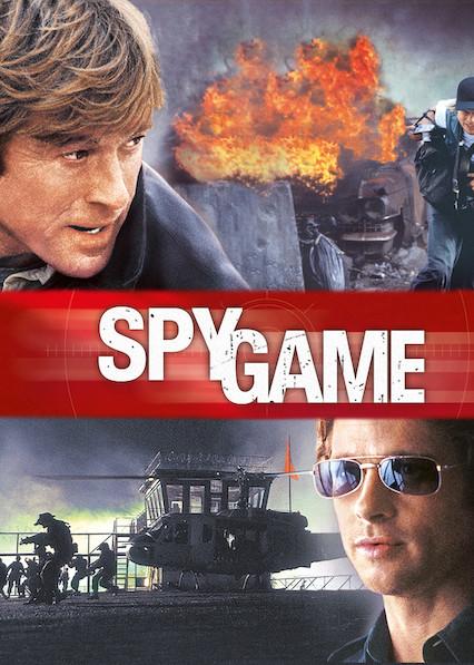 Spy Game on Netflix AUS/NZ