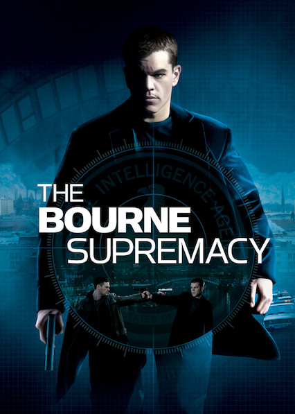 The Bourne Supremacy on Netflix