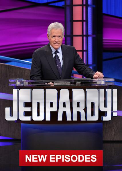 Jeopardy! on Netflix AUS/NZ