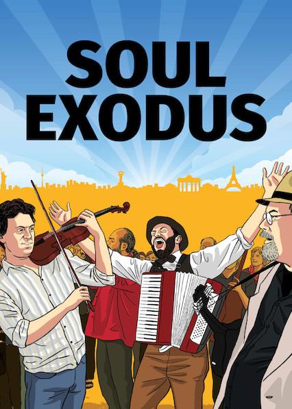 Soul Exodus on Netflix AUS/NZ