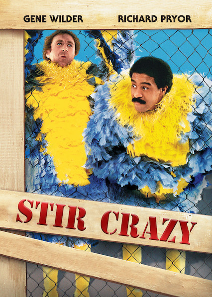 Stir Crazy on Netflix AUS/NZ