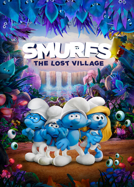 Smurfs: The Lost Village on Netflix AUS/NZ