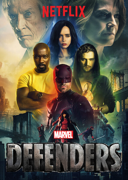 Marvel's The Defenders on Netflix AUS/NZ