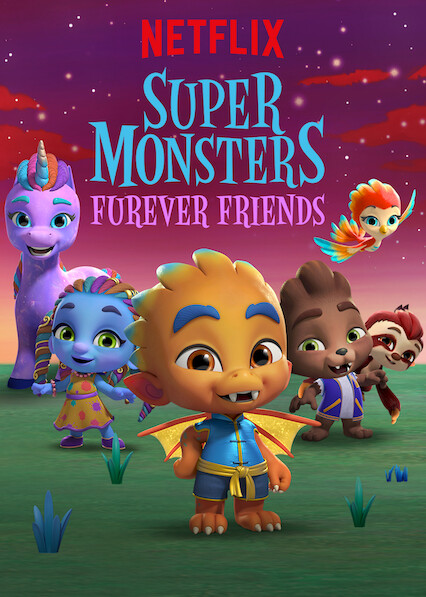 Super Monsters Furever Friends on Netflix AUS/NZ